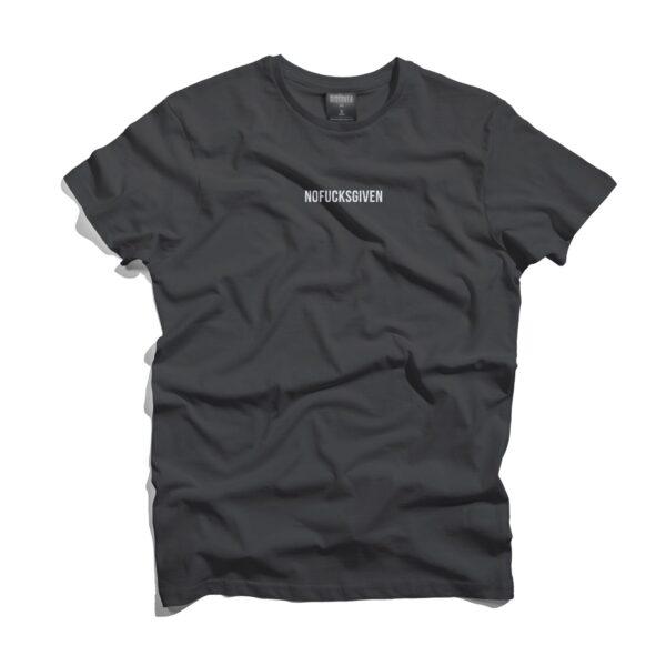 NOFUCKSGIVEN black t-shirt